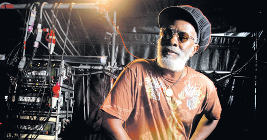 Burning Spear Interview
