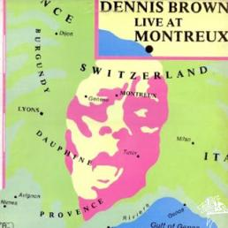 Dennis Brown at Montreux